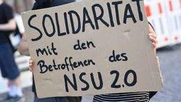 Innenminister Beuth: Opfer der NSU 2.0 können nun vielleicht endlich aufatmen
