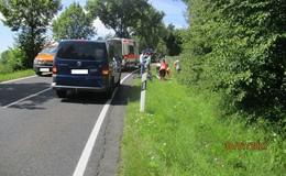 E-Bikefahrer (60) leblos im Graben - von Passantinnen erfolgreich reanimiert