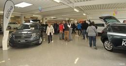 Autohaus Scheller präsentiert die drei Neuen: SUVs von Seat, Citroën und Škoda