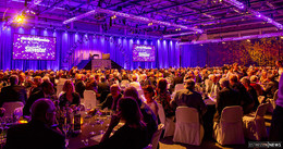 680 Gäste bei Silvestergala im Hotel Esperanto - Großes Showprogramm