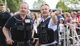 Auf Streife mit Polizeiführer Rainer Paul: Alles für die Sicherheit der Reisenden