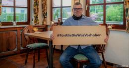 #FürAlleDieWasVorhaben: Deutsches Haus punktet mit Beutelches-Abholservice