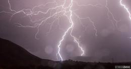 Wetterumschwung: Auf Sonne satt folgen Schauer und Gewitter