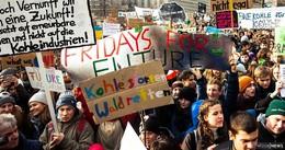 Fürs Weltklima: Schüler gehen Freitag in der Domstadt auf die Barrikaden