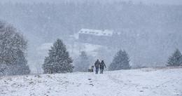 Trotz Schnee: Für Wintersport reicht es noch lange nicht - Leserfotos