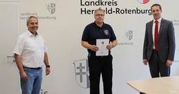 Lars Bartholmai (40) ist neuer Organisatorischer Leiter Rettungsdienst