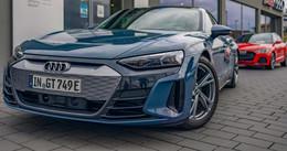 646 PS für die Elektro-Zukunft: Audi e-tron GT soll Verbrenner-Kunden gewinnen