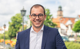 Felix Wohlfahrt erneut zum CDU-Fraktionsvorsitzenden in Lauterbach gewählt