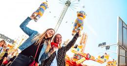 Mission Lullusfest: Nina und Luisa fordern das Glück heraus
