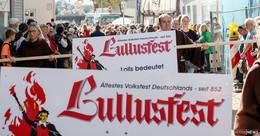 Publikumsmagnet Lullusfest: 490.000 Besucher feiern friedlich Lolls