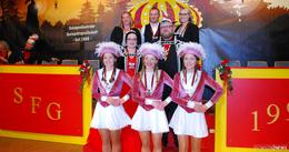 Prinzenkrönung im Scheppenbachtal: Prinz TimXXII. und Prinzessin Yara XX.