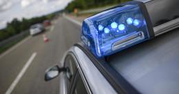 Unfall auf der A5 Richtung Frankfurt: Zusammenstoß beim Fahrbahnwechsel