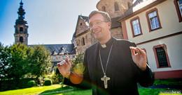 Bischof Gerber predigt im Dom: Menschen mit Jesus in Beziehung bringen