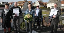 Orthopädieschuhmacherin Lena Leinberger ist Azubi des Monats in Hessen