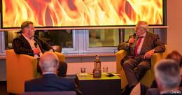 O|N-Kamingespräch 2.0 mit Politik-Urgestein Prof. Dr. Bernhard Vogel