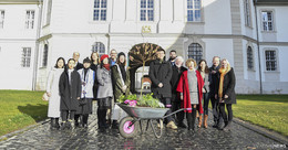 Schaugarten mit Herz: Sieger des Fürstlichen Gartenfestes gekürt