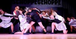 Schoppegehoppe: Tänze, Tänze, Tänze - super Stimmung