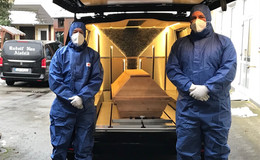 Mehr Corona-Tote im Vogelsberg: Bestattungsunternehmen in Pandemie-Zeit