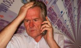 Telefonbetrüger unterwegs: Masche Familienangehörige in Not
