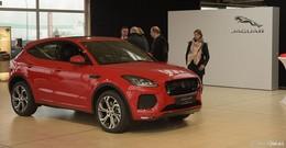 Premiere des neuen Jaguar E-Pace am Samstag bei Sorg Premium Cars
