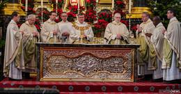 Erstes Kathedralamt im Dom mit neuem Generalvikar Christof Steinert