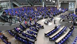 Bundestag beschließt Nachtragshaushalt: 156 Milliarden Euro neue Schulden