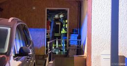 Nächtlicher Feuerwehreinsatz: Grill aus ungeklärter Ursache in Brand geraten