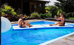 Auf ins kühle Nass: Weitere Pool-Oasen in den vertrauten vier Wänden