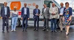 Kühltransporter für Fuldaer Tafel: Musterbeispiel ehrenamtlichen Engagements