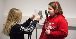 SMOG macht Musikvideo-Workshop mit Von der Straße ins Studio