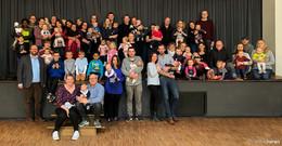 47 Neugeborene in der Gemeinde begrüßt