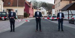 K139 in Burghaun wieder freigegeben: Die Investition hat sich gelohnt