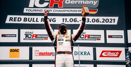 Zweimal Podium in der Juniorwertung für René Kircher am Red Bull Ring