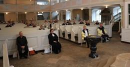 Blaulicht-Gottesdienst: 20 Jahre Notfallseelsorge im Vogelsberg