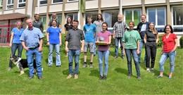 Austausch zum Schutz des Grundwassers: Arbeitskreis tagte in der Rhön