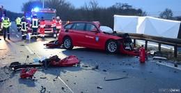 Schock: Stadtbrandinspektor Ungerer (51) nach Einsatz tödlich verunglückt