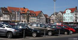 Rund um das Lullusfest: Marktplatz ist vom 6. bis 25. Oktober gesperrt