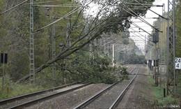 Sturmtief Sabine kommt: Bahn rechnet mit Beeinträchtigungen