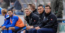 Hugo Lingelbach wird Volls Co-Trainer