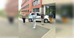 Mobiler Pflegedienst der Eichhof-Stiftung erneut mit Bestnote