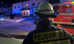 Feuerwehr der Kaligemeinde gibt schnell Entwarnung: Lampe defekt
