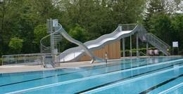Vorfreude auf den Sprung ins kühle Nass: Freibad öffnet am Dienstag