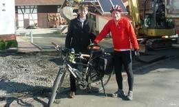 """Bauarbeiten an """"Antsanvia"""" für E-Bike-Großtankstelle rechtzeitig abgeschlossen"""