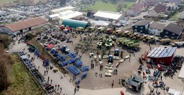 Perfekte Bedingungen: Großes Frühlingsfest im Gewerbegebiet Dorfborn
