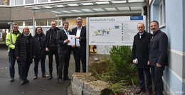 Fast 280.000 Euro für Sanierung der Marquard- und Bardoschule