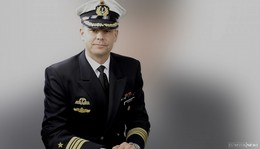 Fregattenkapitän Christian Meister wird Chef vom 3. Minensuchgeschwader