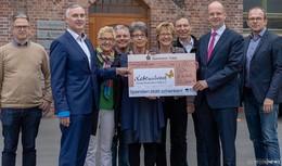 2.500 Euro für Hospiz-Förderverein LebensWert