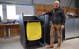 Hala GmbH: von Metallwaren, Pulverbeschichtung bis hin zur Mülltonnenbox
