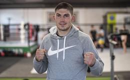 Große Titelchance für Kickboxer Sergej Braun