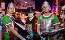 Brääder nie: das Fuldaer Kostümfest - Randvolles Kolpinghaus